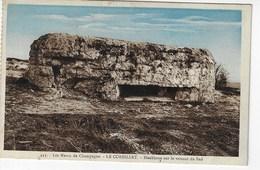 51 - Les Monts De Champagne - Le CORNILLET - Blockhaus Sur Le Versant Du Sud - 1934 (L45) - France