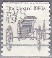 UNITED STATES  SCOTT NO .2124     USED     YEAR  1985 - Gebruikt
