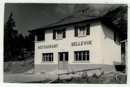 Suisse // Schweiz // Valais // Savièse, Mayen De La Dzour, Café Bellevue - VS Valais