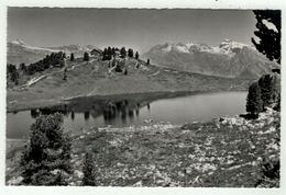 Suisse // Schweiz // Valais // Le Lac De Tracouet, Haute-Nendaz - VS Valais