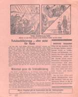 """WWII WW2 Flugblatt Tract Soviet Propaganda Against Germany """"Was Geht In Deutschland Vor?"""" März 1943 Nr. 198  CODE 2438 - 1939-45"""