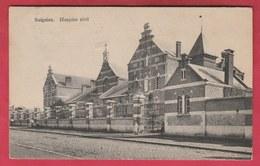 Soignies - Hospice Civil  - 1920 ( Voir Verso ) - Soignies
