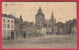 Soignies - Place Verte  - 1939 ( Voir Verso ) - Soignies