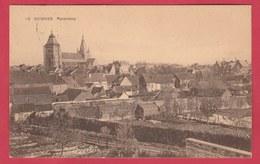 Soignies - Panorama ... De La Localité - 1922 ( Voir Verso ) - Soignies