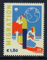 1.- UNTED NATIONS 2019 VIENNA OFFICE - DEFINITIVE SERIES - MIGRATION - Vienna - Oficina De Las Naciones Unidas
