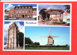 59 WORMHOUT Cp Multivues Photo Devemy - Wormhout