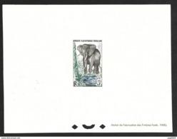 AEF-Epreuve De Luxe-Elephant - A.E.F. (1936-1958)