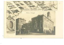 GENOVA CONFERENZA DEL LAVORO 1920 - Genova