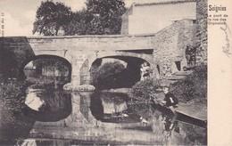 619 Soignies Le Pont De La Rue Des Orphelins - Soignies