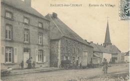 BAILEUX-LEZ-CHIMAY : Entrée Du Village - Cachet De La Poste 1938 - Chimay