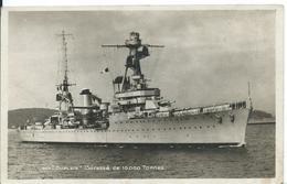 """DUPLEX """"   CUIRASSE DE  10 000 TONNES - Barche"""