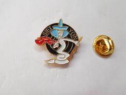 Beau Pin's , Tir , SIET , Lyon , Rhône - Badges