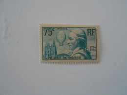 FRANCE YT313 PILATRE DE ROZIER** - Frankreich