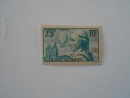 FRANCE YT313 PILATRE DE ROZIER** - Francia