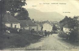SAINT-DIE  - Foucharupt - Saint Die
