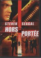 """DVD 1 FILM """"hors De Portée"""" STEVEN SEAGAL - Krimis & Thriller"""