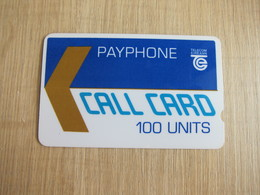 GPT Phonecard, The First Issued 100units, Code:00055868,mint - Irlanda