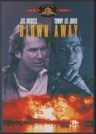 """DVD 1 FILM """"blown Away"""" JEFF BRIDGES Et TOMMY LEE JONES - Politie & Thriller"""