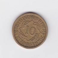 10 Rentenpfennig 1923 D   TTB - [ 3] 1918-1933 : Weimar Republic