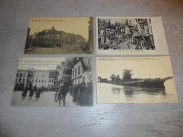 Lot De 20 Cartes Postales De Belgique  Guerre  Ruines     Lot Van 20 Postkaarten Van België Ruinen  Oorlog - Postcards