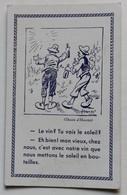 CPA Illustrateur Henriot Le Vin Soleil - Henriot