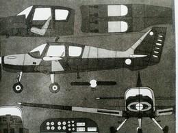 Planes 2  Original Radierung Etching Hand Signiert; Hand Signed - Lithographien