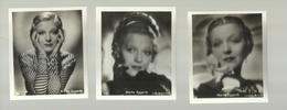 *3 X MARIA  EGGERTH      * - Photographs