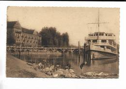 "ALLEMAGNE - CONSTANCE ( KONSTANZ ) - L' Inselhotel Et Foyer Militaire - Bateau "" Baden "" - Konstanz"
