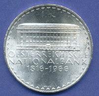 Österreich 50-Schilling Silber-Gedenkmünze 1966, Österreichische Nationalbank - Austria