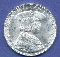 Österreich 50-Schilling Silber-Gedenkmünze 1969, Kaiser Maximilian I. - Oesterreich