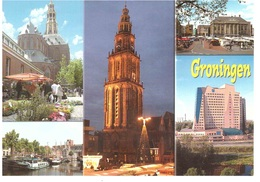 CARTOLINA NUOVA - Groningen
