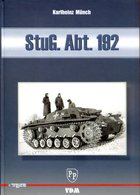 Stug. Abt. 192. Münch, Karlheinz - Books