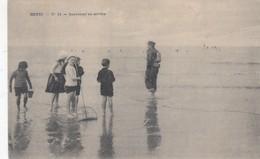 HEIST /  REDDER VAN DIENST  1913 - Heist