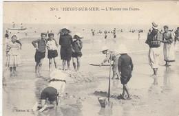 HEIST / BADENUUR / REDDER / FORTENBOUW 1910 - Heist