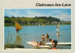 39 - CLAIRVAUX LES LACS - Clairvaux Les Lacs