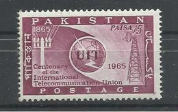 PAKISTAN  YVERT  212  MNH  ** - Pakistán