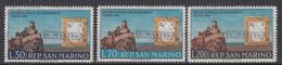 SAN MARINO - Michel - 1961 - Nr 697/99 - MNH** - San Marino