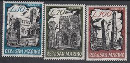 SAN MARINO - Michel - 1961 - Nr 701/03 - MNH** - Saint-Marin