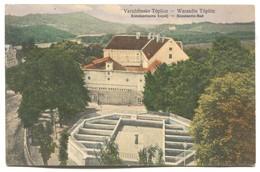 TOPLICE VARAŽDIN - CROATIA, YEAR 1911. - Croatia