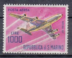 SAN MARINO - Michel - 1964 - Nr 801 - MNH** - Poste Aérienne