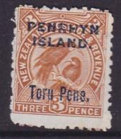 Penrhyn Island 1903 SG 14 Mint No Gum - Penrhyn