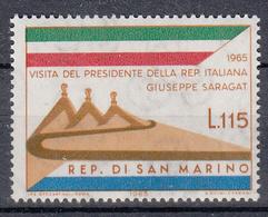 SAN MARINO - Michel - 1965 - Nr 849 - MNH** - Poste Aérienne