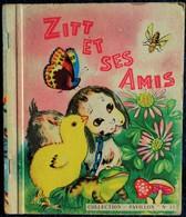 Jacqueline Guyot - ZITT Et Ses AMIS - Collection PAVILLON N° 13 - SAM / Éditions Vedette - ( EO 1953 ) . - Bücher, Zeitschriften, Comics
