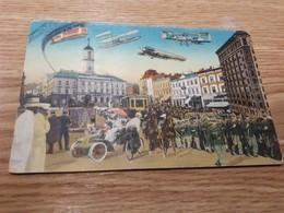 Postcard - Ukraine, Bukowina,  Czernowitz, Phanthasy Postcard     (27429) - Ucrania