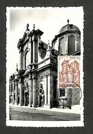 BELGIQUE - BELGIE - Carte MAXIMUM 1962 - Mechelen - Malines - Eglise N.D. D'Hanswijck - Cartoline Maximum