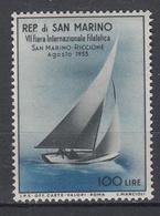 SAN MARINO - Michel - 1955 - Nr 529 - MH* - Neufs