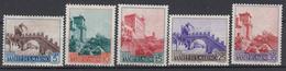 SAN MARINO - Michel - 1955 - Nr 530/34 - MH* - San Marino