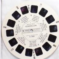 VIEW MASTER   B 3182  CENDRILLON - Visionneuses Stéréoscopiques