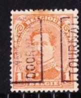 Tournai 1919  Nr. 2452A - Rollo De Sellos 1910-19