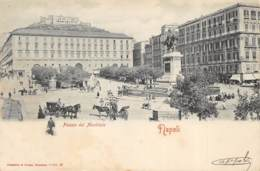 Napoli - Piazza Del Municipio - Napoli